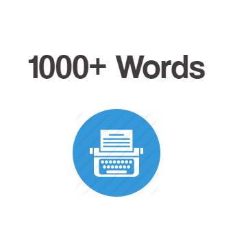 1000+ Words Article