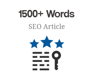 1500+ Words SEO Article